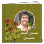 12x12 (40 pages): World s Greatest Grandma - 12x12 Photo Book (40 pages)