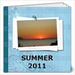 SUMMER 11 - 12x12 Photo Book (20 pages)