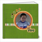 8x8 (30 pages)- For Boys (BE YOU) - 8x8 Photo Book (30 pages)