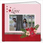 12x12 (30 pages): Love is in the Air - 12x12 Photo Book (30 pages)