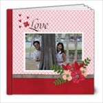 8x8 (30 pages): Love is in the Air - 8x8 Photo Book (30 pages)
