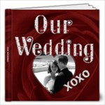 Our Wedding 12x12 60 Page Photo Book - 12x12 Photo Book (60 pages)
