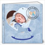 Its A Boy 12x12 60 Page Photo Book - 12x12 Photo Book (60 pages)