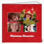 Christmas/Holiday 12x12, 30 pages  - 12x12 Photo Book (20 pages)