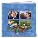Christmas/Holiday, 12x12 Photo Book (30 pages) - 12x12 Photo Book (20 pages)