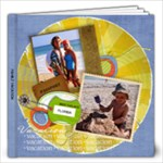 Vacation/Travel-12x12 (30 pages) - 12x12 Photo Book (20 pages)