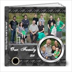 2011 Stauffer Family - 8x8 Photo Book (20 pages)