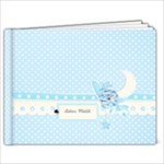 11 x 8.5 (20 pages)- Precious babyboy - 11 x 8.5 Photo Book(20 pages)