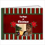 11 x 8.5 (20 pages)- Magic of Christmas - 11 x 8.5 Photo Book(20 pages)