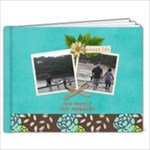 11 x 8.5 (20 pages): Our Family Our Memories - 11 x 8.5 Photo Book(20 pages)