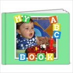 My ABC book - 11 x 8.5 Photo Book(20 pages)