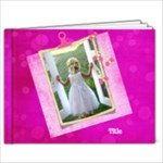 Pink Little Princess, 11x8.5 (20 Page) Book - 11 x 8.5 Photo Book(20 pages)