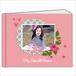 11 x 8.5 (20 pages): My Sweet Lil  Princess - 11 x 8.5 Photo Book(20 pages)