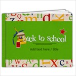 9x7 (20 pages): Back to School - 9x7 Photo Book (20 pages)