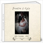 Brenton & Kylie s Wedding - 12x12 Photo Book (40 pages)