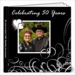 50th anniversary - 12x12 Photo Book (30 pages)