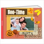 Halloween 20pp - 9x7 Photo Book (20 pages)