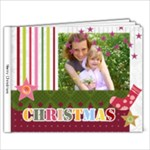 Christmas - 9x7 Photo Book (20 pages)
