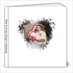 Mike & Krissy - 8x8 Photo Book (60 pages)