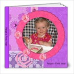 Paige Baby2 - 8x8 Photo Book (20 pages)