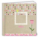 whimsey book - 8x8 Deluxe Photo Book (20 pages)