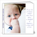 bray3-6 - 8x8 Photo Book (20 pages)