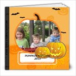 PUMPKIN FESTIVAL - 8x8 Photo Book (20 pages)