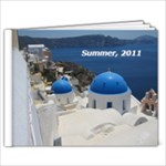 Greece 2011 - 9x7 Photo Book (20 pages)