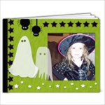 Spooky Halloween 9X7 - 9x7 Photo Book (20 pages)