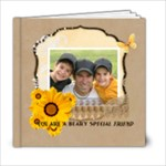 friendship - 6x6 Photo Book (20 pages)
