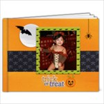 11 x 8.5 (20 pages): Trick or Treat - 11 x 8.5 Photo Book(20 pages)