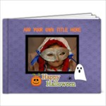11 x 8.5 (20 pages): Happy Halloween - 11 x 8.5 Photo Book(20 pages)