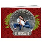 Red Hot Love 11x8.5 20 Page Photo Book - 11 x 8.5 Photo Book(20 pages)
