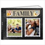 Family 11x8.5 20 Page Photo Book - 11 x 8.5 Photo Book(20 pages)