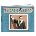 Graduation 9x7 Photo Book - 9x7 Photo Book (20 pages)