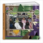 memorial day 2011 - 8x8 Photo Book (20 pages)