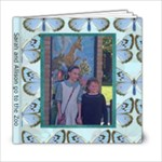 Sarah and Allison go to the Zoo - 6x6 Photo Book (20 pages)
