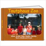 zoo 2011 2nd  - 9x7 Photo Book (20 pages)