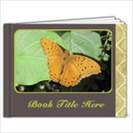 Landscape Picture Book 11x8.5 - 11 x 8.5 Photo Book(20 pages)