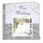 Wedding 8X8 80 page TEMPLATE - 8x8 Photo Book (80 pages)