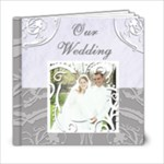 Wedding 6X6 39 page TEMPLATE - 6x6 Photo Book (20 pages)