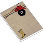Lone Star Holiday Note Pad 1 - Large Memo Pads