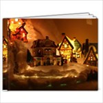 Christmas Day 9x7 photo book - 9x7 Photo Book (20 pages)