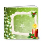 Christmas 6x6 photo book - 6x6 Deluxe Photo Book (20 pages)