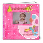 Audrey s 1st Bday - 8x8 Photo Book (39 pages)