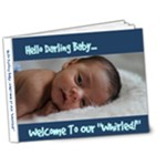 Baby Story - 7x5 Deluxe Photo Book (20 pages)