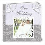 Wedding 8X8 20 page TEMPLATE - 8x8 Photo Book (20 pages)