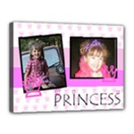Princess 16X12 Canvas - Canvas 16  x 12  (Stretched)