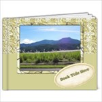 My Vacation Photo book 11x8.5 - 11 x 8.5 Photo Book(20 pages)