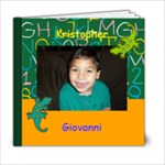 Kristopher Book - 6x6 Photo Book (20 pages)